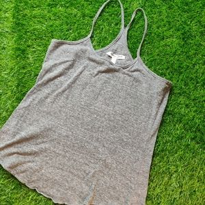 3/$20 HEATHER GREY TANK TOP